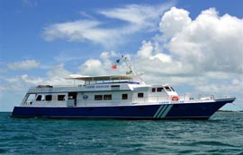 Bahamas Liveaboard Diving Trips