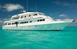 Belize Liveaboard Diving Trips