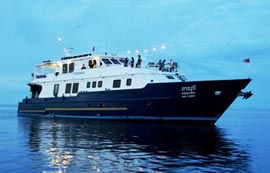 India Liveaboard Diving Trips