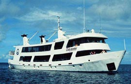 Liveaboard Diving Truk Lagoon
