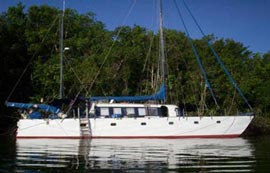 Liveaboard Diving Panama