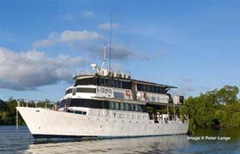 Liveaboard Diving Papua New Guinea