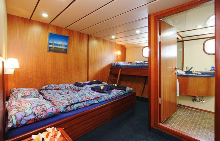 Sea Bird Double Cabin