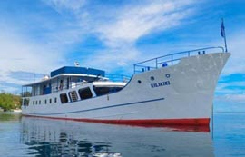 Liveaboard Diving The Solomon Islands
