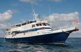 Liveaboard Diving St Martin / Maarten