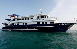 Liveaboard Diving Thailand